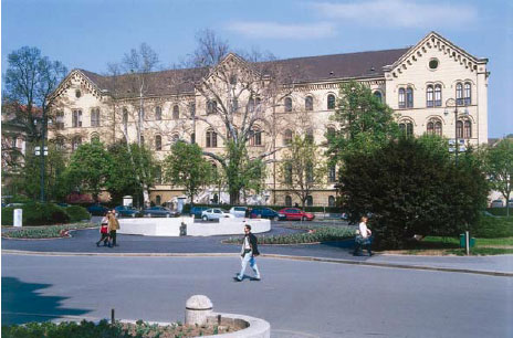 In the neighbourhood of The Westin Zagreb: University of Zagreb – Rector's Palace